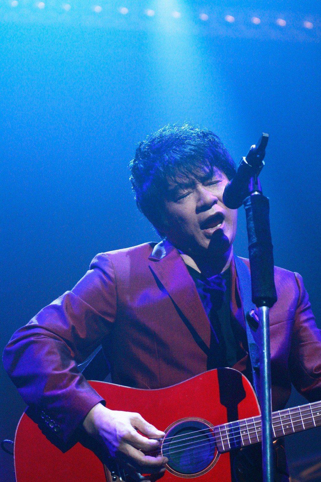 ASKA將於6月9日在台大體育館開唱。圖/Welcome Music 提供