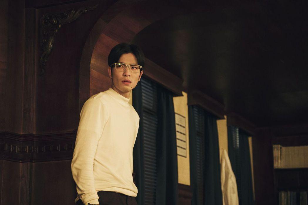 蕭敬騰演出「魂囚西門」入戲落淚。圖/公視提供