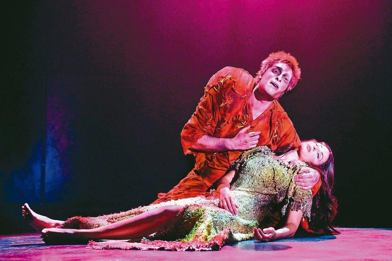 經典法文音樂劇「鐘樓怪人」,年初剛於巴黎完成廿周年紀念演出。 圖/聯合數位文創提...