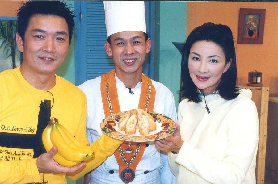焦志方主持美食節目已超過20年。圖/聯合報系資料照