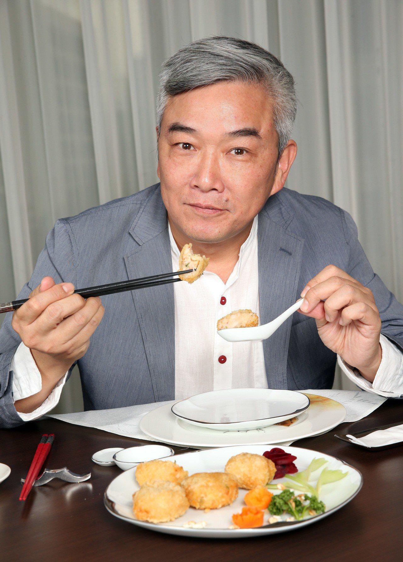 焦志方是知名美食節目主持人。圖/聯合報系資料照