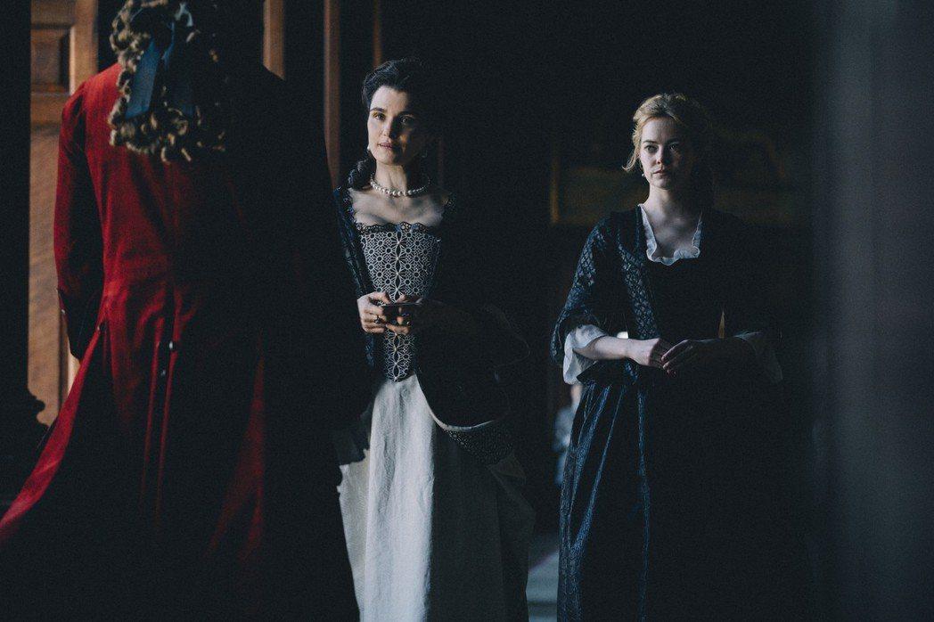 三個女人在爭奪真愛、權力和富貴的途中,都丟失了寶貴的事物。(美聯社)