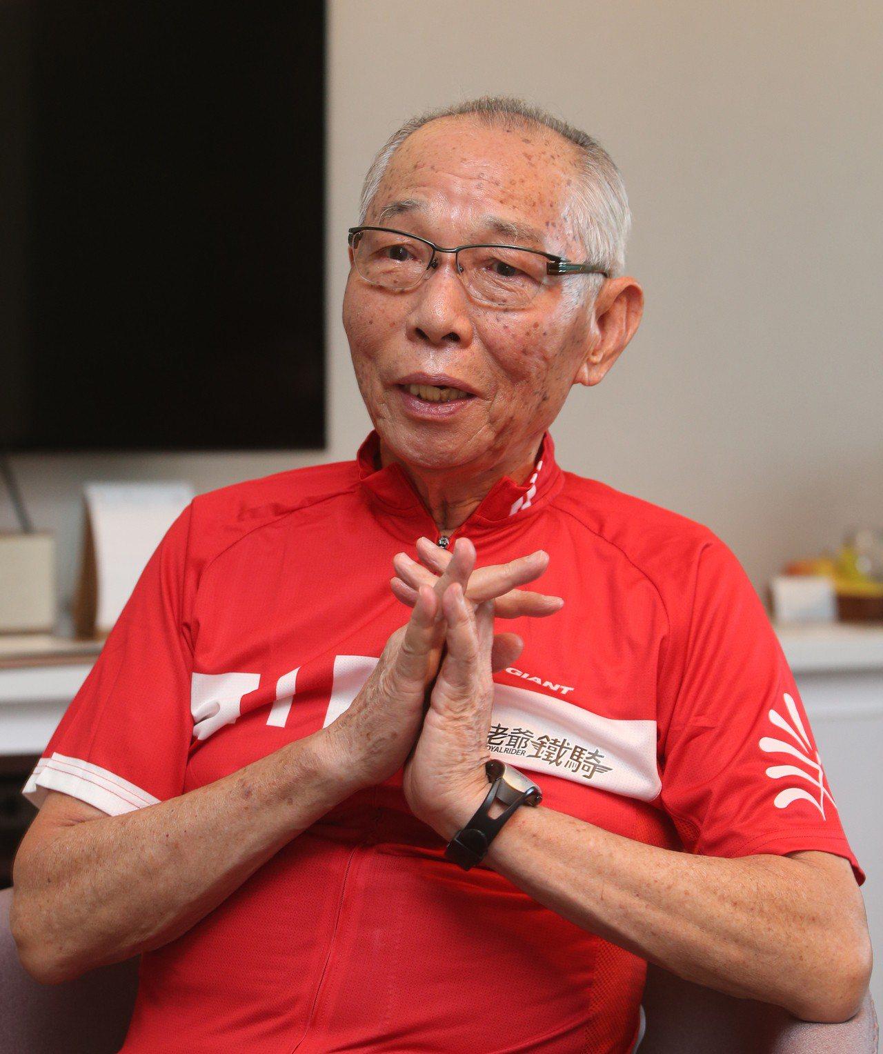 巨大機械董事長劉金標。 聯合報系資料照/記者蘇健忠攝影