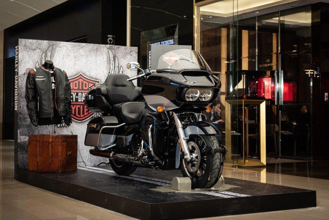 圖/Harley-Davidson提供