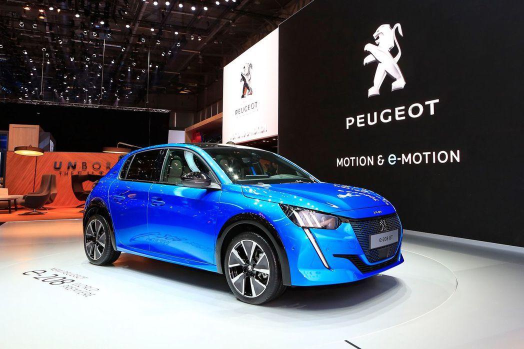 全新第二代Peugeot 208,還多了純電車型e-208! 摘自Carscoo...