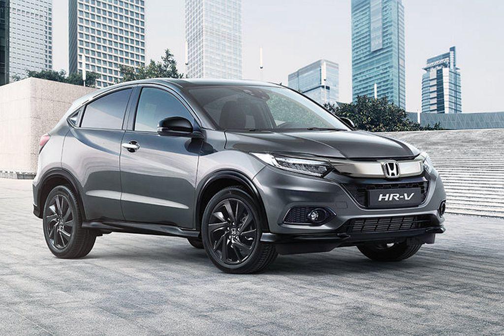 更有性能風範的Honda HR-V Sport,在英國市場的價格比新CR-V要再...