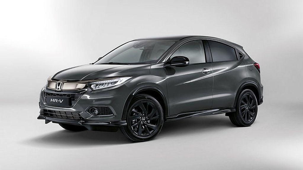 英國Honda HR-V Sport手排車型售價為27,595英鎊起,若選擇CV...