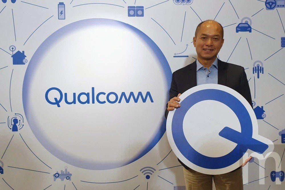 Qualcomm台灣總裁劉思泰