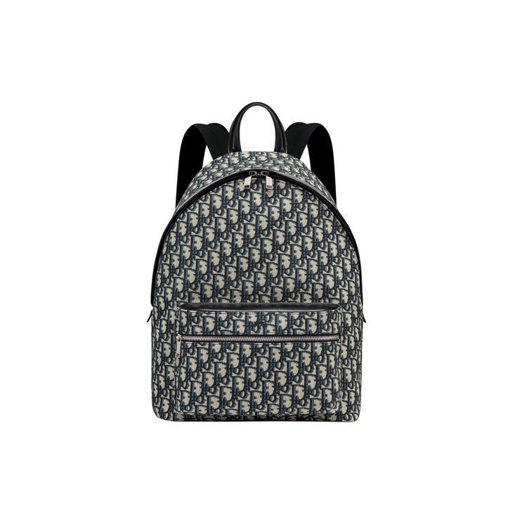 Dior Men OBLIQUE後背包、49,000元。圖/Dior提供