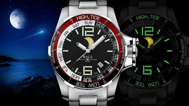 BALL Watch 的全新Engineer Hydrocarbon Moon ...