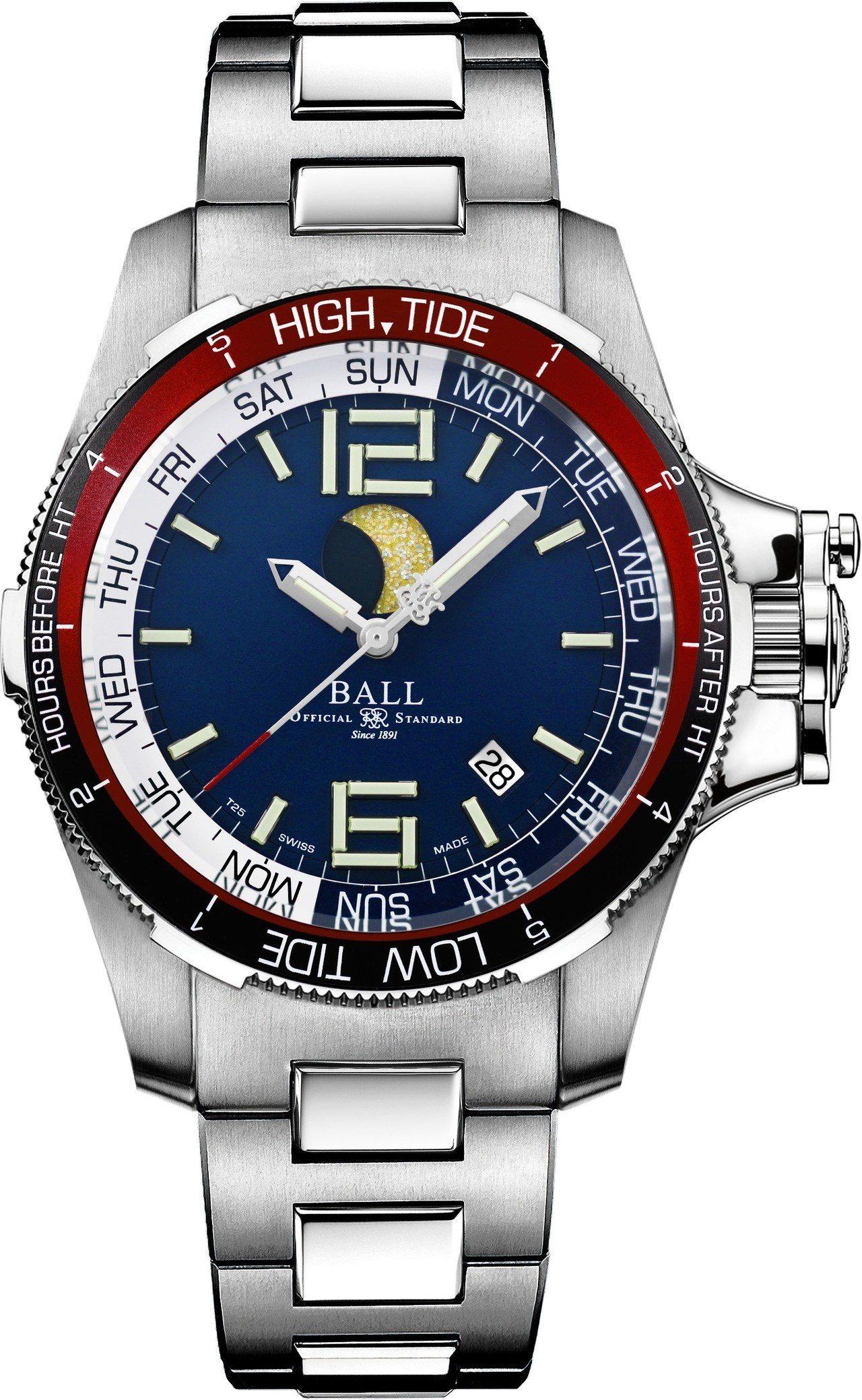 BALL Watch 的全新Engineer Hydrocarbon Moon ...
