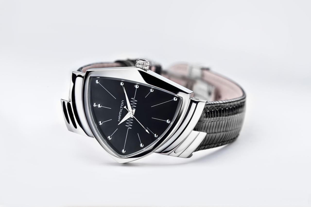 漢米爾頓探險系列Ventura經典腕表,不鏽鋼表殼,採用石英機芯,約29,900...