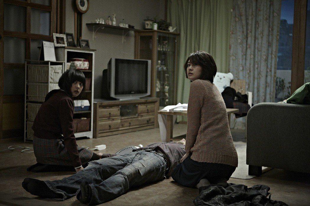 「嫌疑犯X」劇照。圖/華聯提供