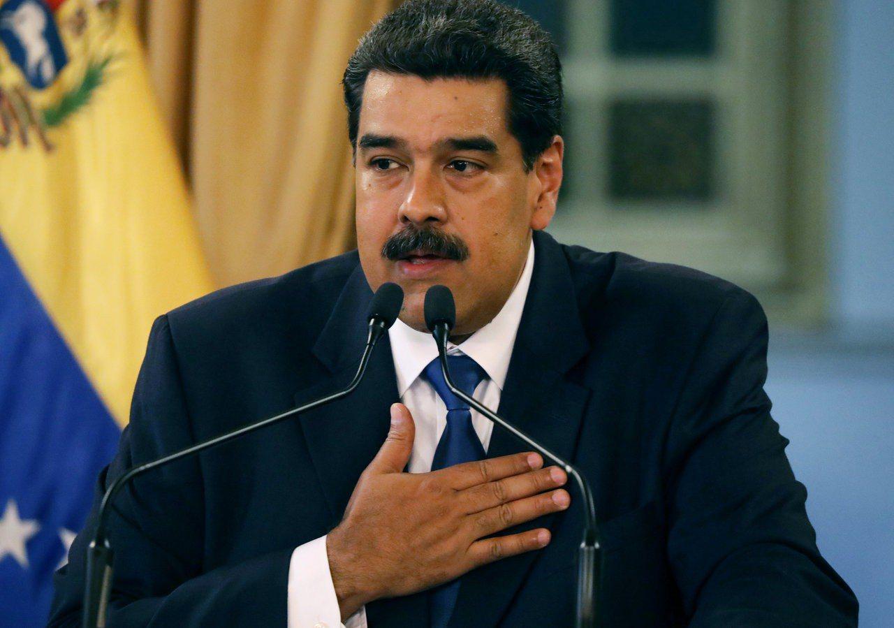 委內瑞拉歷經全國大停電後,馬杜洛透過推特指控,「美國帝國主義對我們的人民挑起了電...