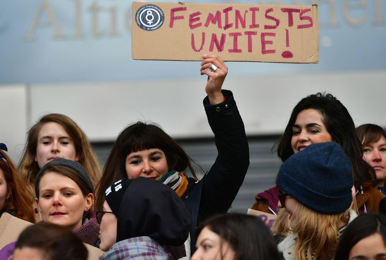 提倡家庭與職場兩性平權的瑞士是全球女權最受保障的國家,葉門表現最差。 法新社