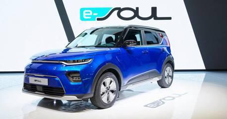 2020 Kia Soul EV First Edition特仕電動車開始接單 3.8萬英鎊有找!
