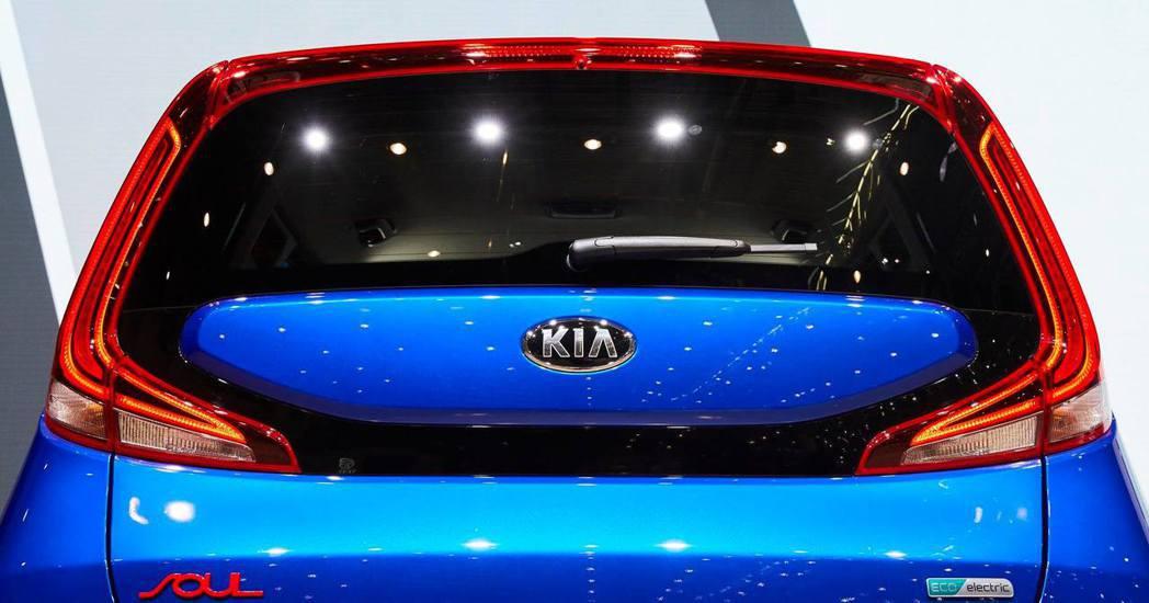 新世代歐規Kia e-Soul長里程版的續航距離達到452km。 摘自Kia