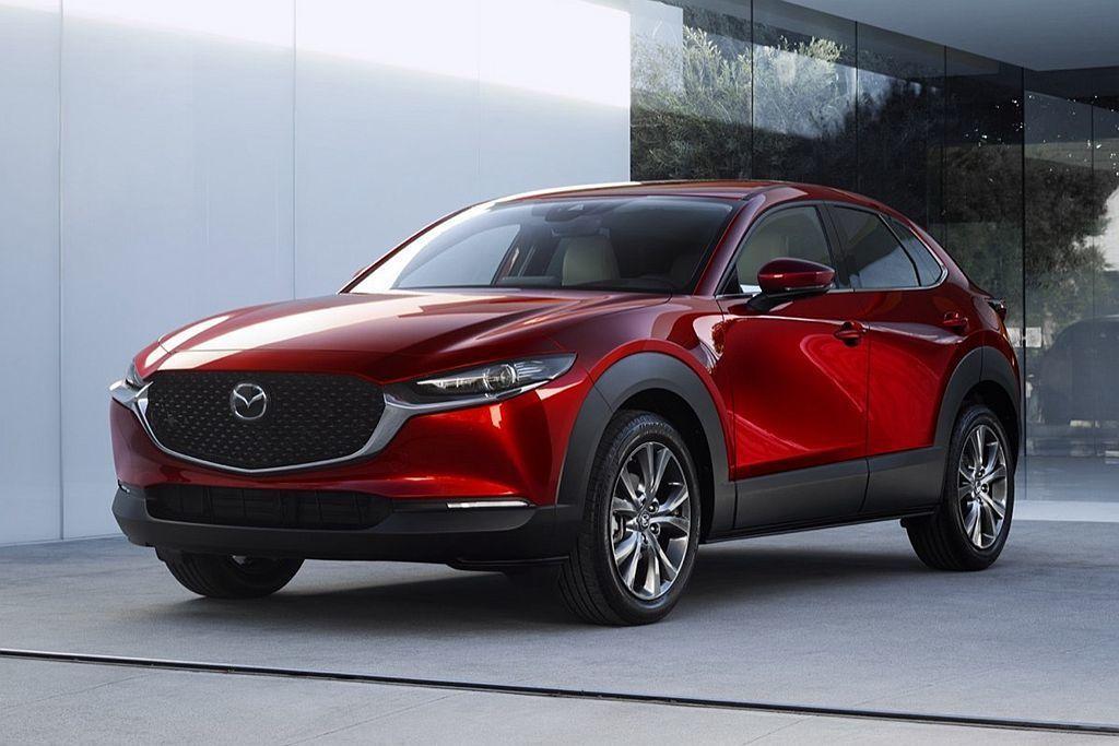 Mazda CX-30新休旅。 圖/Mazda提供