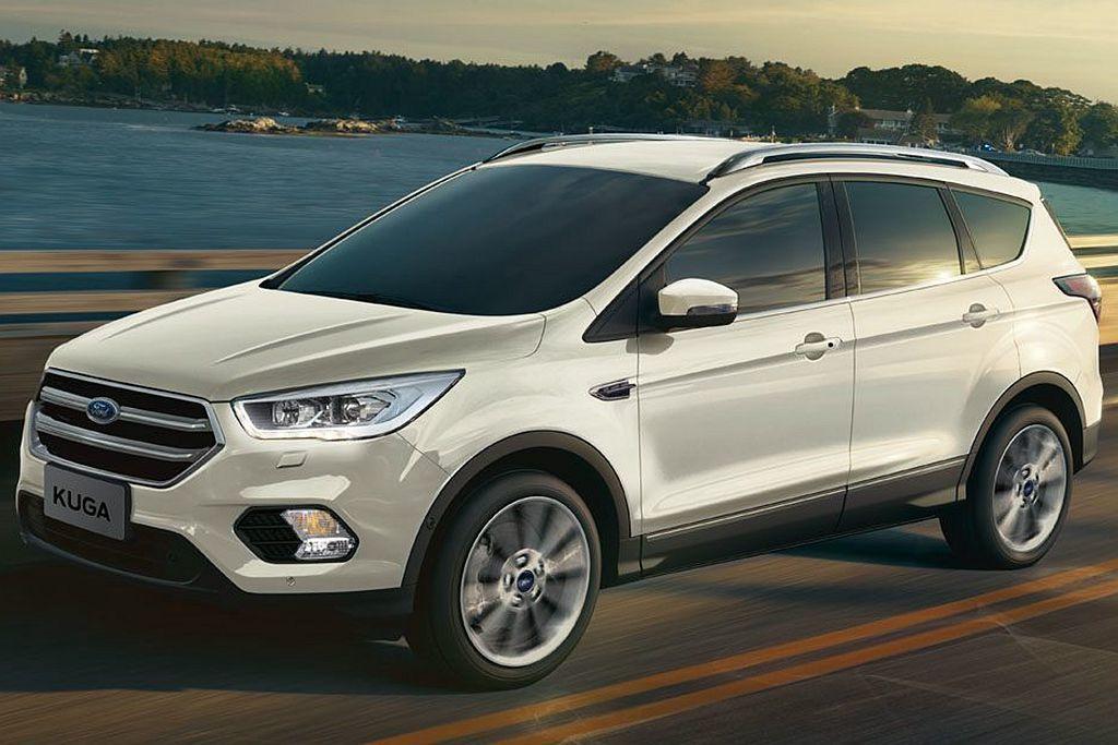 勢必要等到大改款才會有最新的Ford Co-Pilot 360主動安全系統,不過...