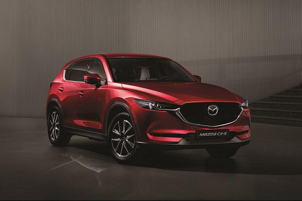 Mazda i-ACTIVSENSE主動安全科技雖然功能完備,但卻要選購旗艦以上...