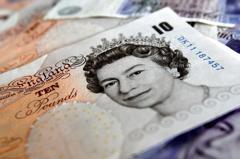 小額購物習慣付現!97%英國人帶現金出門 平均1700元