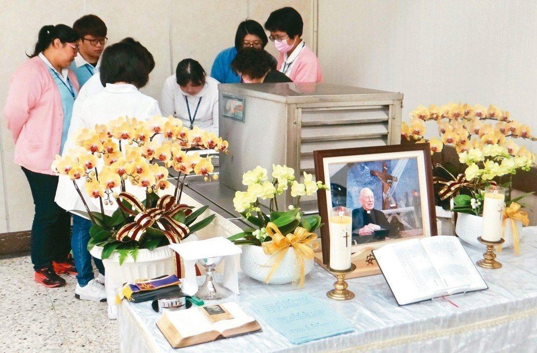 在雲林創建天主教虎尾若瑟醫院的畢耀遠神父辭世,他奉獻台灣逾一甲子、守護雲林偏鄉醫...