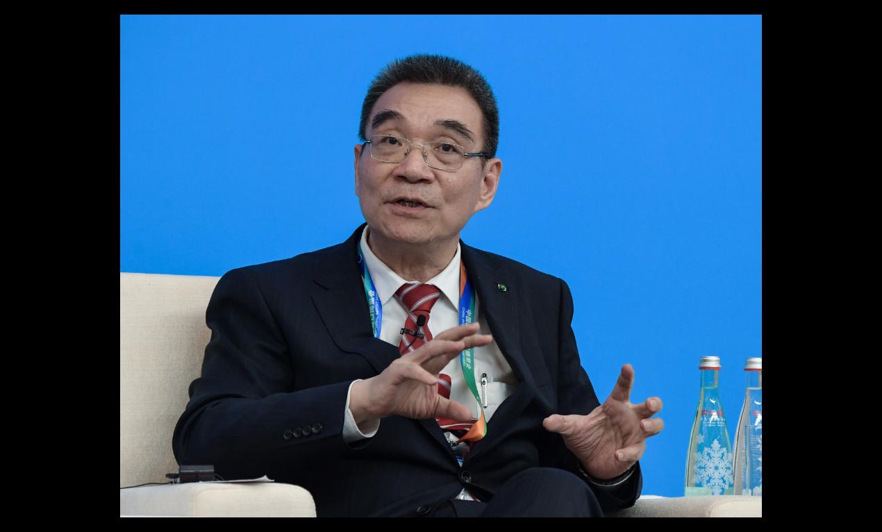 北京大學新結構經濟學研究院院長林毅夫表示,不管美國對中國大陸如何施壓,中國大陸會...