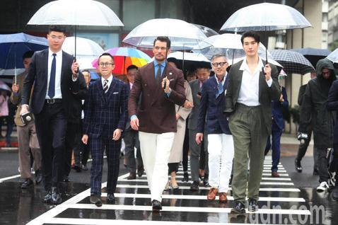 台北國際紳仕周Suit Walk每年皆集結紳士服相關的品牌與話題,以不同面向的議題致力推廣紳仕文化。2019年Suit Walk 今天登場,主辦單位今年邀來有「全球最性感男模」封號的大衛甘迪(Da...