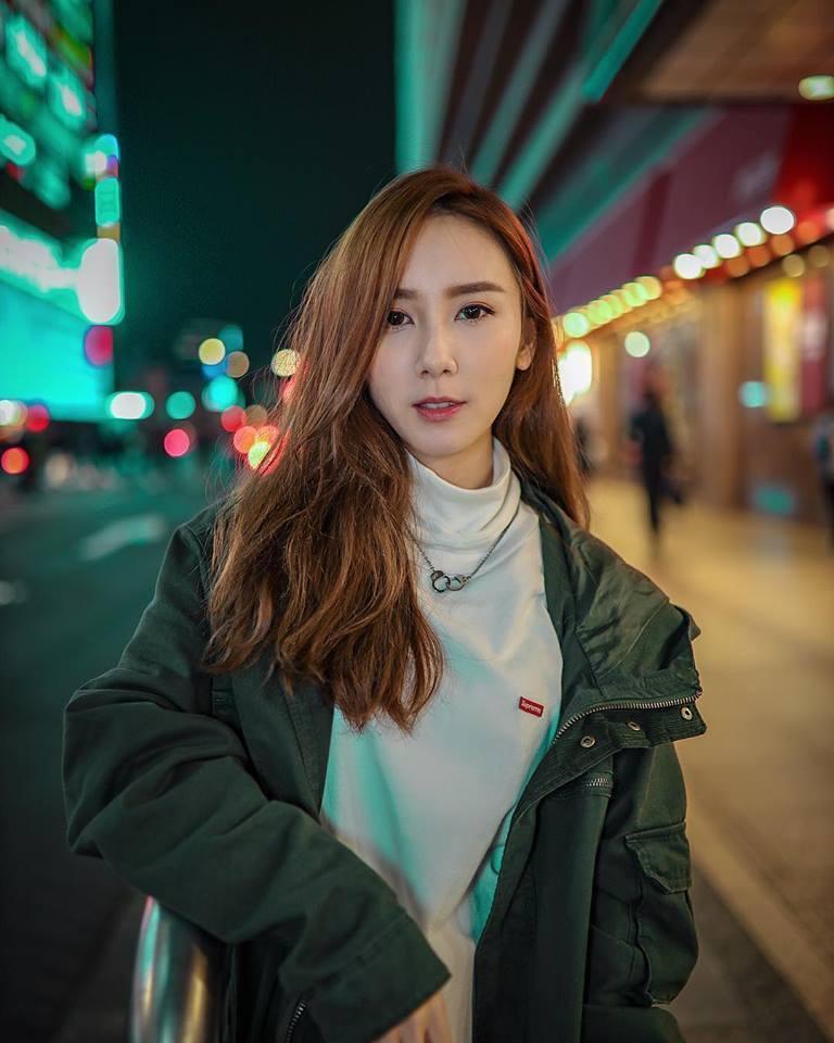 江倩齡。圖/摘自臉書