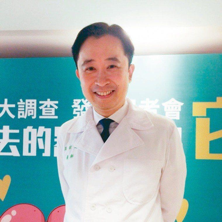 王宗道台大醫院心臟血管科主治醫師 圖╱本報資料照片
