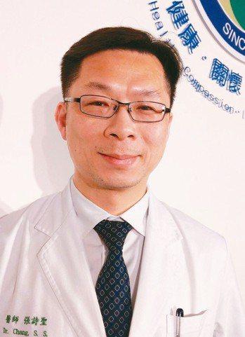 張詩聖中國醫藥大學附設醫院心臟介入科主任 圖╱記者趙容萱