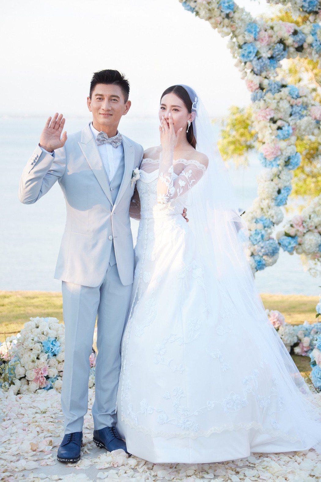 吳奇隆與劉詩詩已結婚四年。 圖/稻草熊提供
