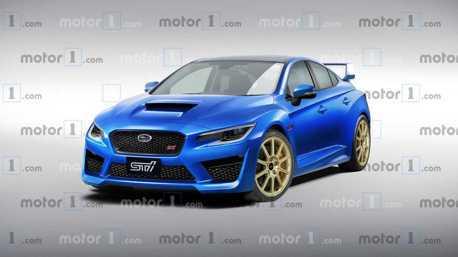 又到了幻想的季節! 新一代Subaru WRX STI東京車展是否能現身?
