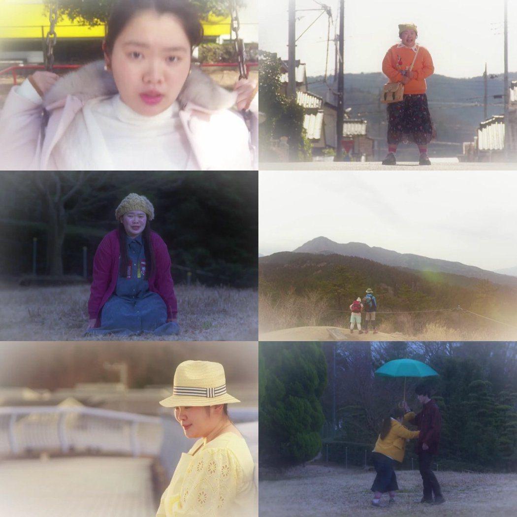富田望生在劇中的12次告白。 圖/擷自推特