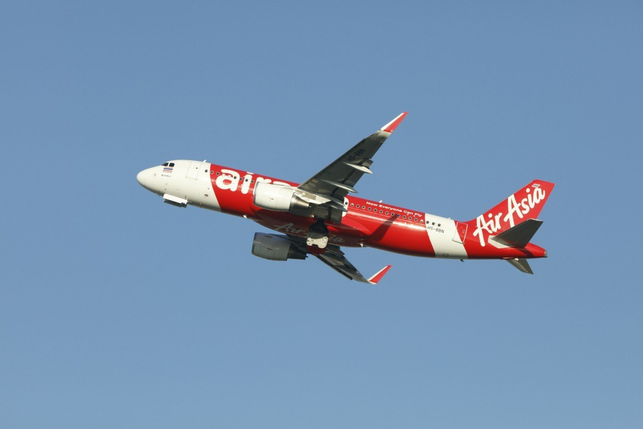 AirAsia祭出春季促銷最低單程未稅888元起。圖/AirAsia提供