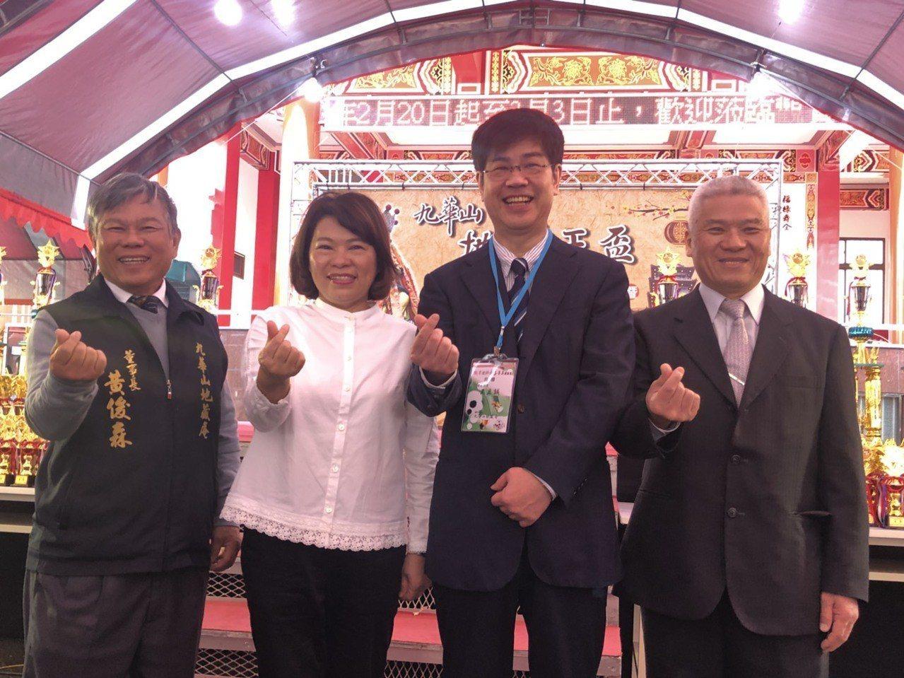 第7屆嘉義市「九華山地藏王盃」全國圍棋公開賽今天登場,報名人數達853人,年齡從...