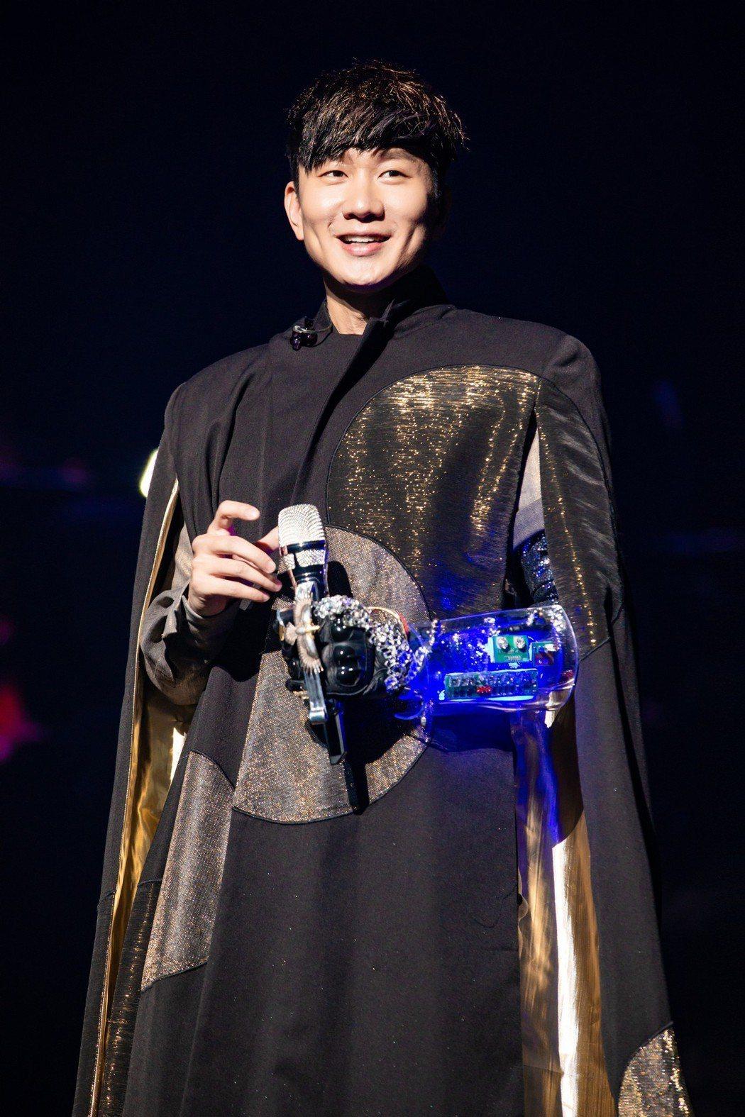 林俊傑在雪梨舉辦「聖所」世界巡演。圖/JFJ Productions提供