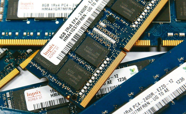 去年報價漲翻天的DRAM、被動元件、半導體矽晶圓等三大電子關鍵零組件,本季報價急...