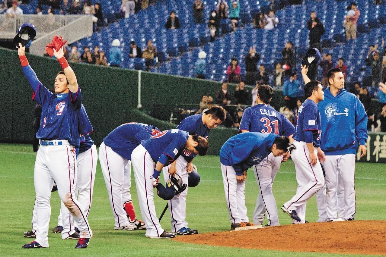 中華棒球隊教頭難產,13日的領隊會議恐怕也難有結果。 聯合報系資料照