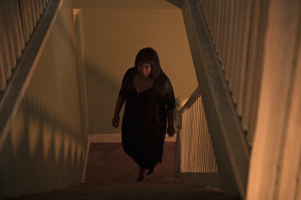 「恐怖大媽」預告驚悚,引起許多網友熱烈討論。環球影片/提供