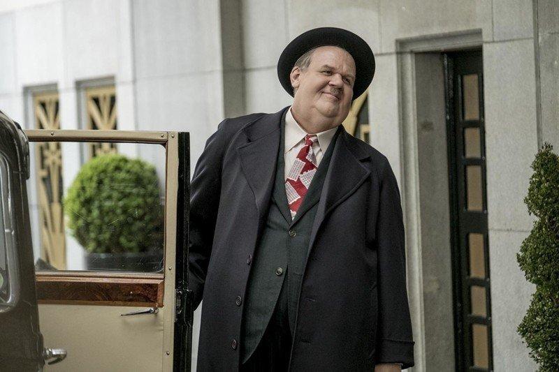 約翰萊利在片中飾演哈台。 圖/美聯社