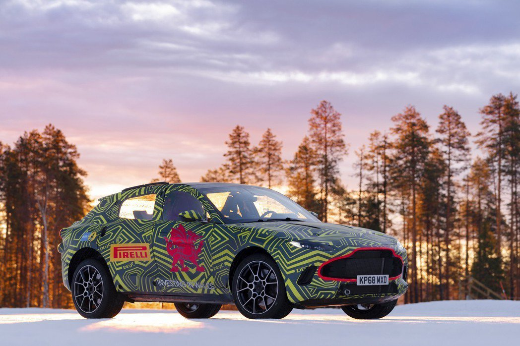 Aston Martin DBX將會於2020年開始生產。 圖/Aston Ma...