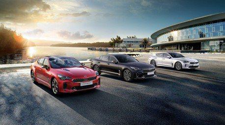 KIA今年在台銷售目標3500台 Stinger EX震撼價139.9萬