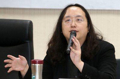 政院政務委員唐鳳。圖/報系資料照
