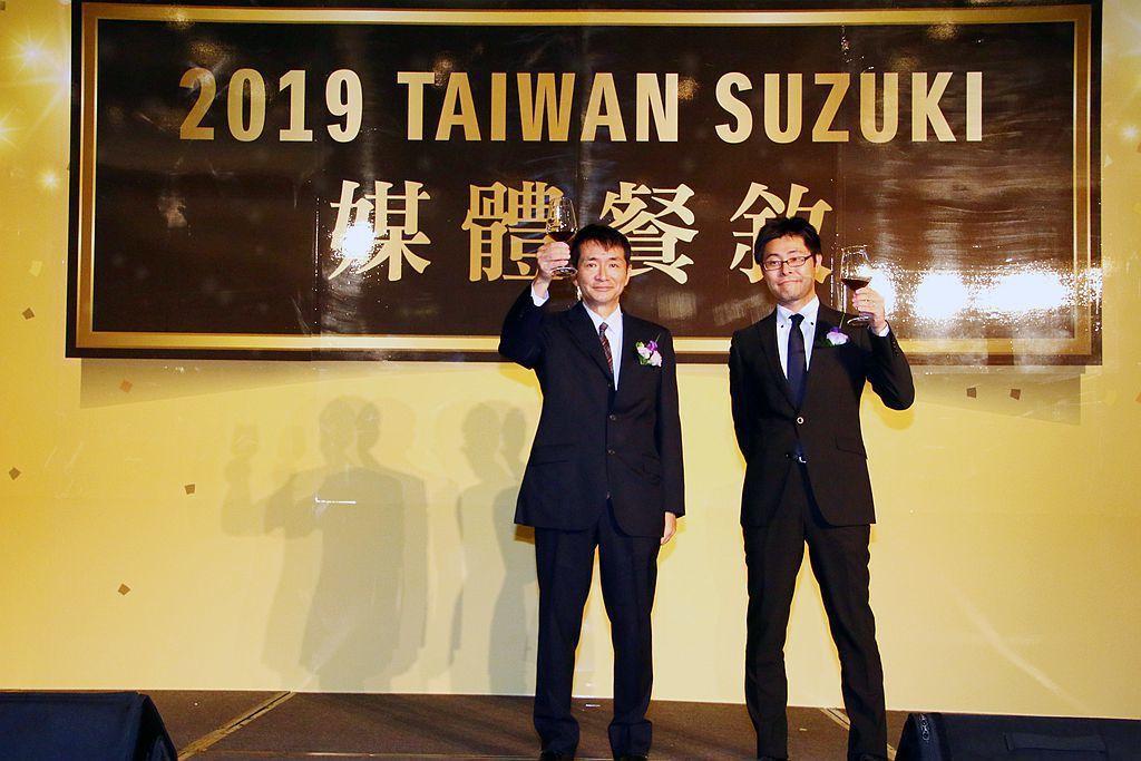 TAIWAN SUZUKI日前舉辦媒體餐會,展望2019年目標希冀穩健挑戰銷售9...