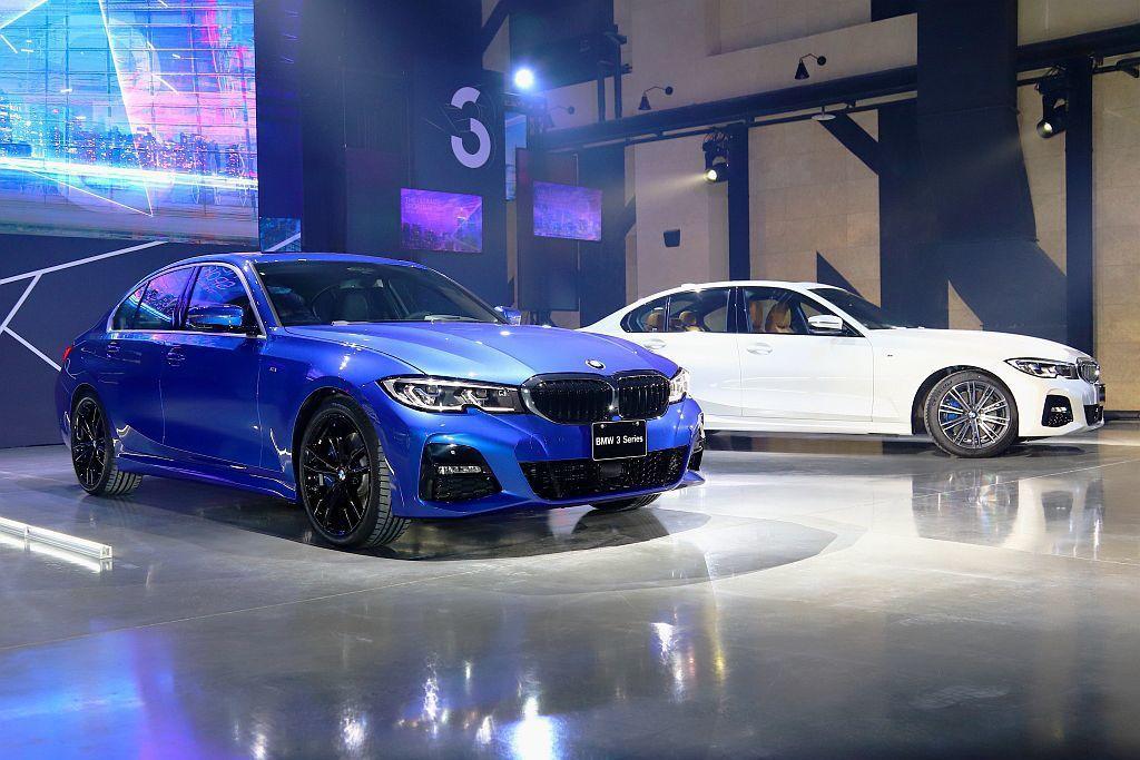 全新BMW 3系列房車台灣先行引進330i Luxury、330i M Spor...