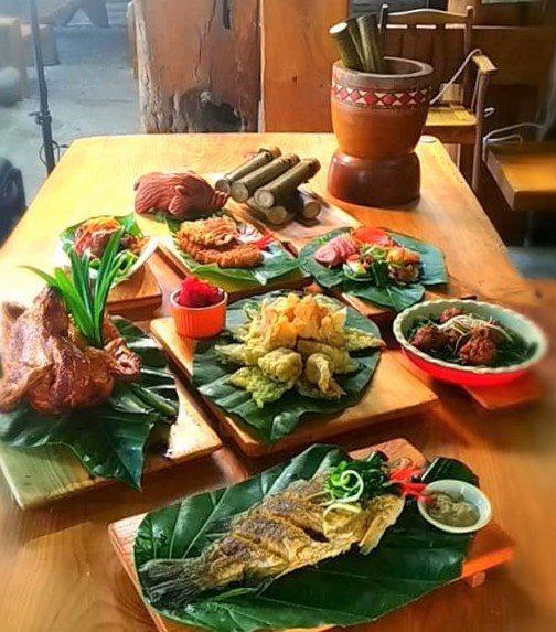 ▲原鄉部落美食-部落風味餐。(圖/達基力部落屋官方FB)