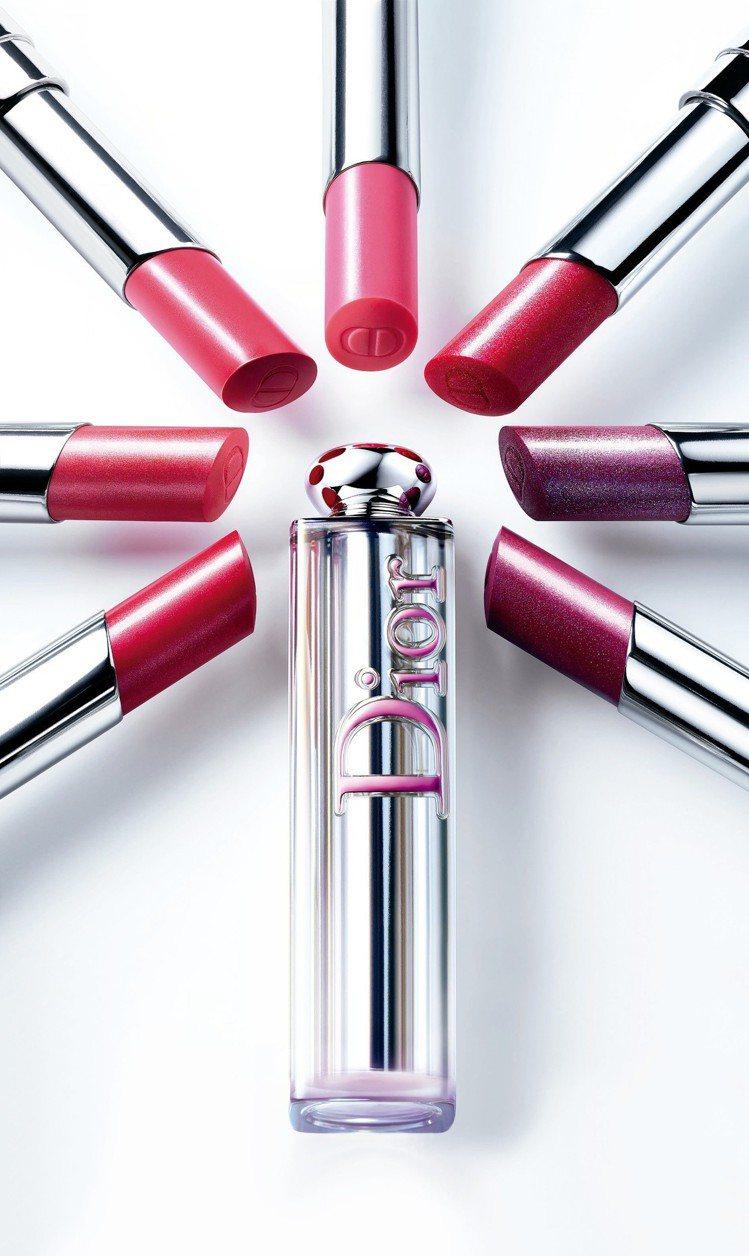 Dior癮誘超模巨星唇膏、1,300元。圖/Dior提供