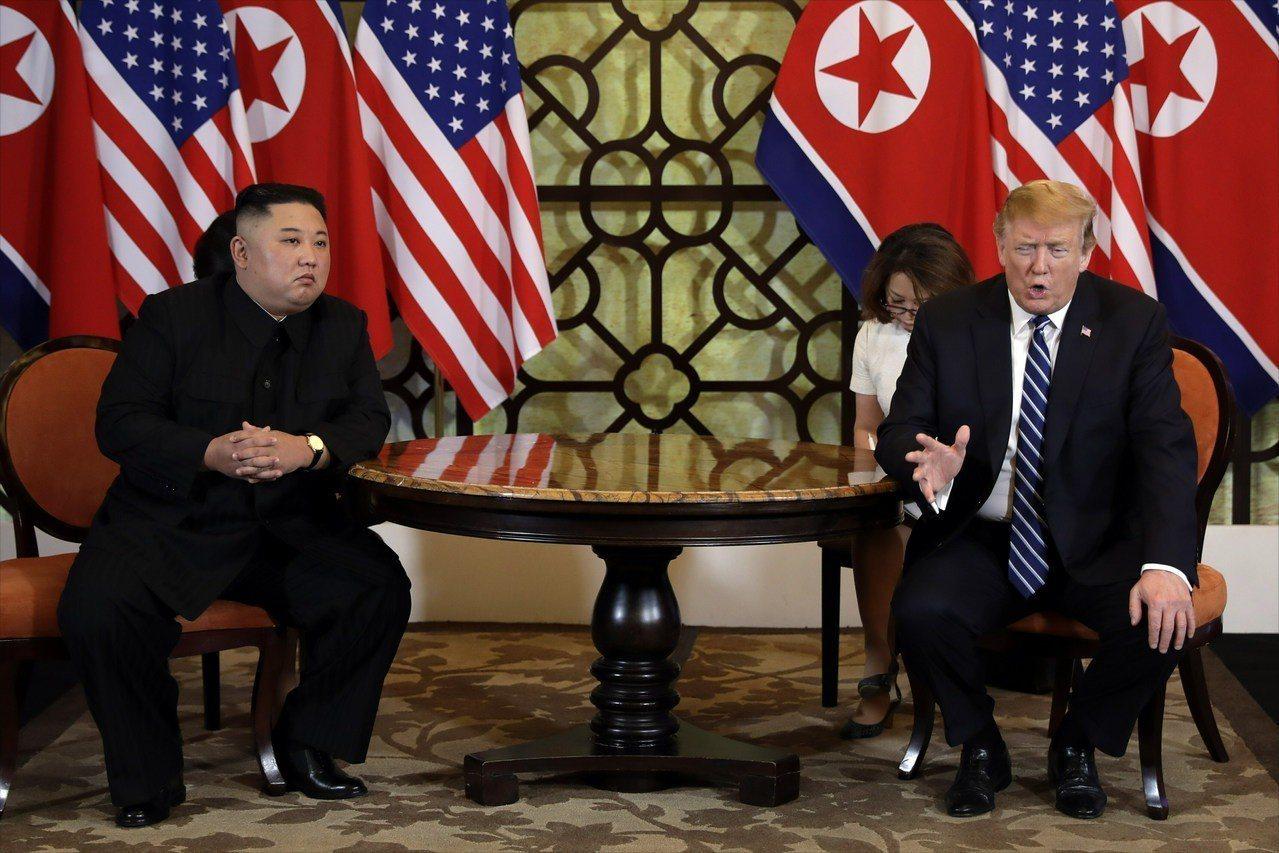 分析家說北韓正在向美國施壓。美聯社