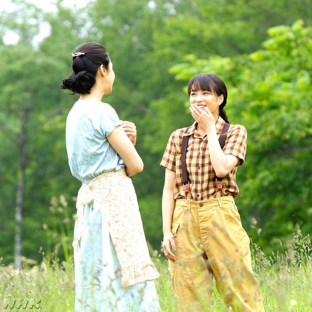 廣瀨鈴演出「夏空」。圖/擷自IG